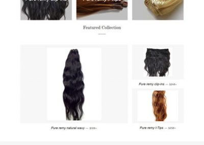 All Hair Extensions